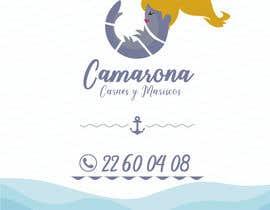 #25 untuk Create New Back Ground and Fonts for El Rincón de la Camarona oleh hmideias