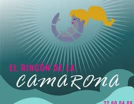 #14 untuk Create New Back Ground and Fonts for El Rincón de la Camarona oleh oksikuts