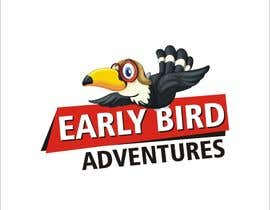 #37 para Logo Design for Early Bird Adventures por abd786vw