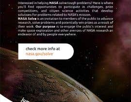 #91 for Create a handout to promote a NASA Tournament Lab Venus rover design challenge by timenaut