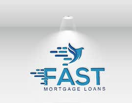 """#27 for A logo designed for """"Fast Mortgage Loans"""" by mozibulhoque666"""