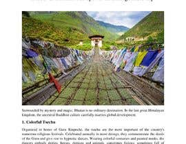 #13 for Need Travel guide article for Asian Countries by Liptonkd