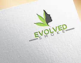 #55 for LOGO Design for EvolvedSmoke.ca by zahanara11223