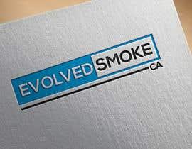 #131 for LOGO Design for EvolvedSmoke.ca by logolimon