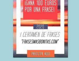 """#12 para Banner publicitario para certamen de frases """"FrasesMasBonitas.com"""" por dzaag"""