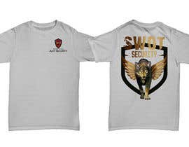 #21 untuk Design Security Sign and cool T-shirt oleh IkramFahad