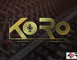 #80 cho Logo for an 8 member choir named KORO bởi Kemetism