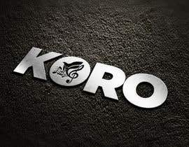 #15 for Logo for an 8 member choir named KORO by atifjahangir2012