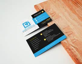 #129 for Redesign of Business Card - Finance Company by DhanvirArt