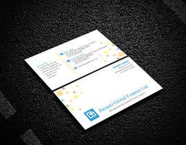 #80 for Redesign of Business Card - Finance Company by Imran338