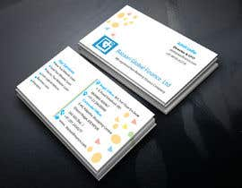 #105 for Redesign of Business Card - Finance Company by sharifuddin62b