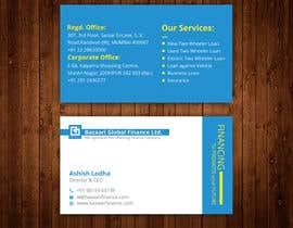 #167 cho Redesign of Business Card - Finance Company bởi CreativeShovro