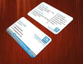 #84 for Redesign of Business Card - Finance Company by shapanmiah19