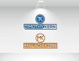 #67 para Create two logos for my name de Hmhamim