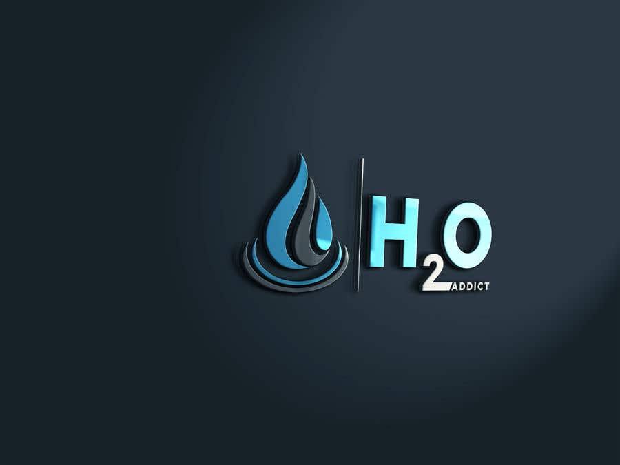Participación en el concurso Nro.                                        80                                      para                                         H20 Addict Logo