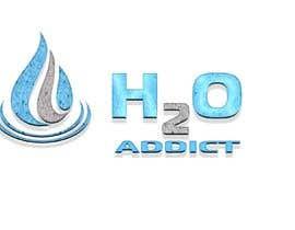 #35 para H20 Addict Logo de marioshokrysanad