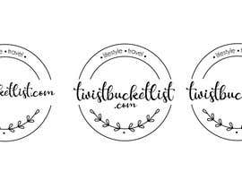 #118 for Simple Logo for Bucket List Blog by gabysklona