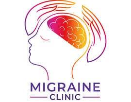 #164 untuk Creat a Logo for a Migraine Clinic oleh nsahue