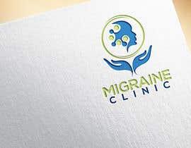 #162 untuk Creat a Logo for a Migraine Clinic oleh zahanara11223
