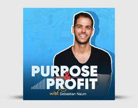 #83 для Purpose and Profit Podcast Cover от prominhaj