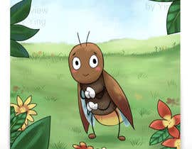 #52 for Childrens book about a firefly af SapphireYing