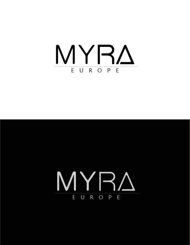 Bài tham dự cuộc thi #                                        24                                      cho                                         Logo Design for Myra