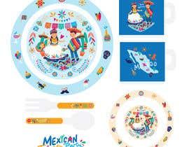 Nro 168 kilpailuun Mexican Fiesta Cartoon Illustration Vector käyttäjältä novaraya