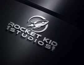 #113 for Rocket Kid Studios Logo by farjanaafrin736