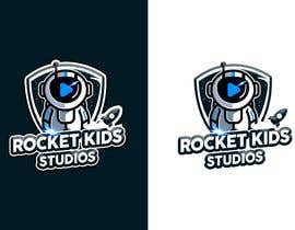 #133 for Rocket Kid Studios Logo by rafliaziz