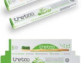 nº 3 pour Packaging for a bamboo toothbrush par saurov2012urov