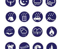 #23 pentru Multiple Winners: Redesign a bunch of icons de către histhefreelancer
