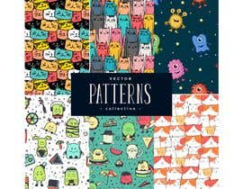 #43 for I'm looking for a design patterns for parents to match their children on clothing, hats and accessories. The themes is geared around parents who want to match their kid like father daughter, father son or mother and son etc. af Omarjmp