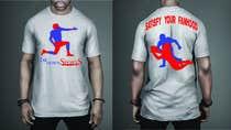 Graphic Design Entri Peraduan #51 for Tshirt Design-Sports Related