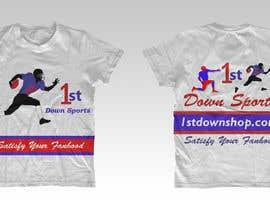 #60 untuk Tshirt Design-Sports Related oleh SpiritDesigner