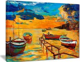 #4 para Oil painting de kamranshah2972