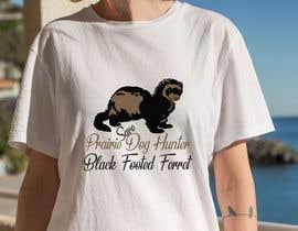 #18 для Graphic Design for Endangered Species - Black Footed Ferret от mdyounus19
