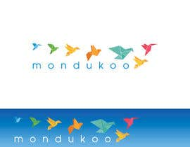 #12 untuk mondukoo, create a logotype for my personnal website and an icon oleh winarto2012