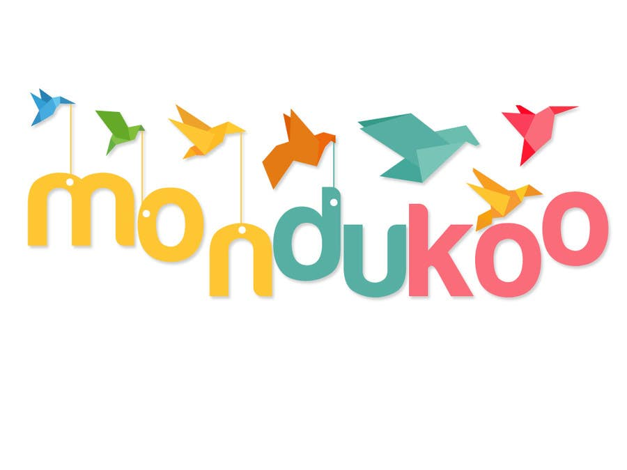 Konkurrenceindlæg #                                        5                                      for                                         mondukoo, create a logotype for my personnal website and an icon