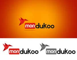 #13 untuk mondukoo, create a logotype for my personnal website and an icon oleh YogNel