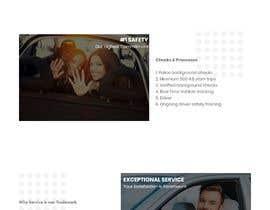 Nro 14 kilpailuun Landing Page Design käyttäjältä syahrulfalah
