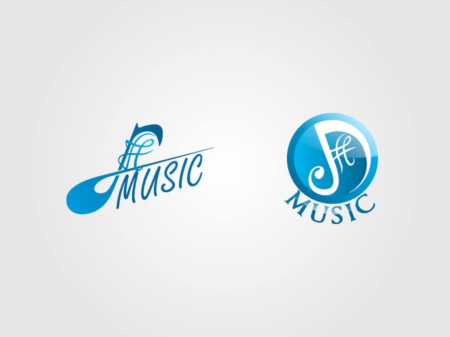 Konkurrenceindlæg #89 for Logo Design for J Sharp Music