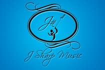 Graphic Design Konkurrenceindlæg #18 for Logo Design for J Sharp Music