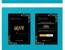 Nro 23 kilpailuun Create a visually stunning Thank you card for customers käyttäjältä Jiaulhuda