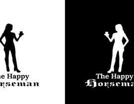 Nro 2 kilpailuun logo for The Happy Horseman käyttäjältä shaongraphics