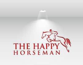Nro 21 kilpailuun logo for The Happy Horseman käyttäjältä jf5846186
