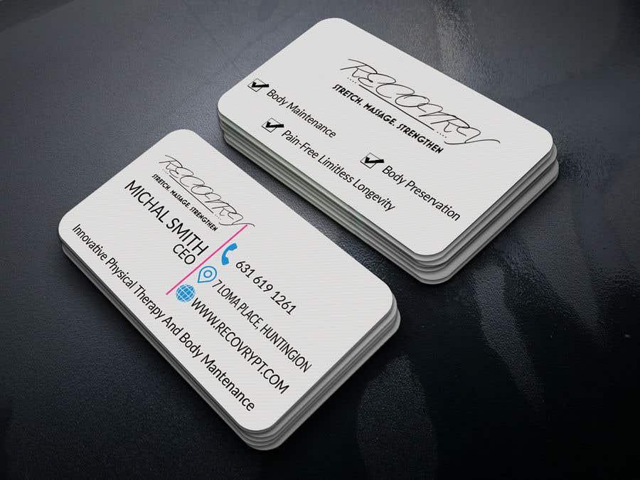 Конкурсная заявка №                                        129                                      для                                         Redesign Business card