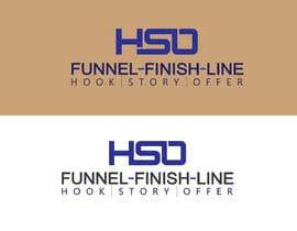 Nro 102 kilpailuun Logo Creation - My FB Group (Funnel Finish Line) Needs A Logo Centered Around Hook Story Offer käyttäjältä Akhy99