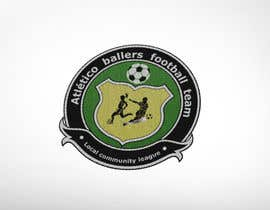 #64 untuk needs a cool and young logo for a soccer team oleh naimur085