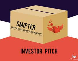 #33 untuk Design and Improve this Pitch Deck for Smipter : Uber for Social-Commerce oleh subhammittal95