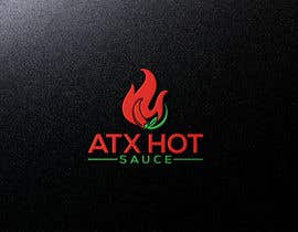 #26 для Need a logo for my fermented hot sauce company - www.atxhotsauce.com local Austin Texas based fermented hot sauce company — we are not the blow your face up with heat sauce but the spicy sauce you can use daily. Local Austin company made by native Texans от abulbasharb00
